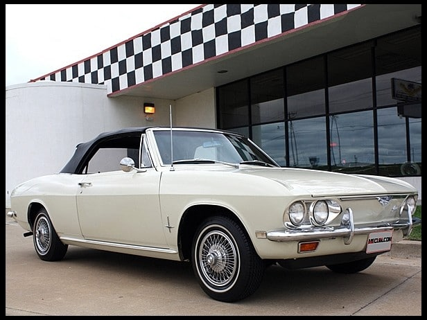 1968 Corvair Corsa sold at Mecum Auction Kansas City